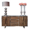 Luxe Kensington Reclaimed Wood Sideboard Cutout
