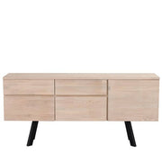 Picasso Industrial Oak Sideboard
