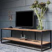 Raffles Reclaimed Wood Industrial TV Unit