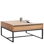 Rocco Industrial Oak Coffee Table