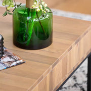 Rocco Industrial Oak Square Coffee Table Top
