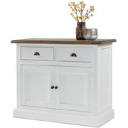Savannah Small Reclaimed Wood Sideboard Cutout