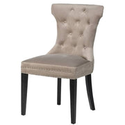 Sienna Velvet Dining Chair