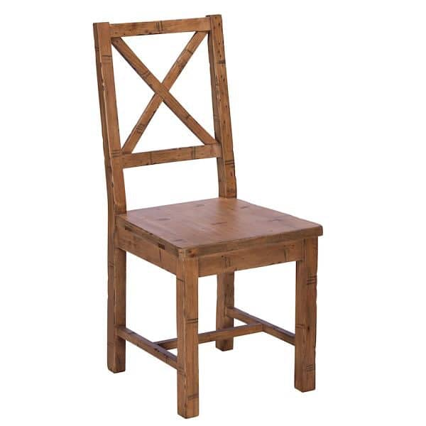 Standford Reclaimed Wood Dining Chair