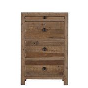 Standford Reclaimed Wood Bedside Table