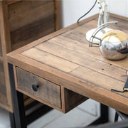 wood variations on Standford Industrial Reclaimed Wood Desk