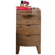 Winchester Reclaimed Wood Bedside Table Cutout Lifestyle