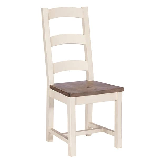Worcester Reclaimed Wood Dining Chair