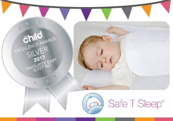 We won SILVER! Favourite baby sleep aid