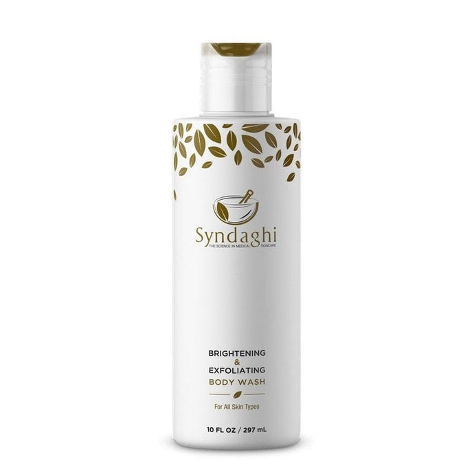Brightening & Exfoliating Body Wash - syndaghi