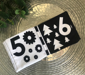 Luxe Soft Books (Numbers/Shapes/Alphabet/Vehicles)