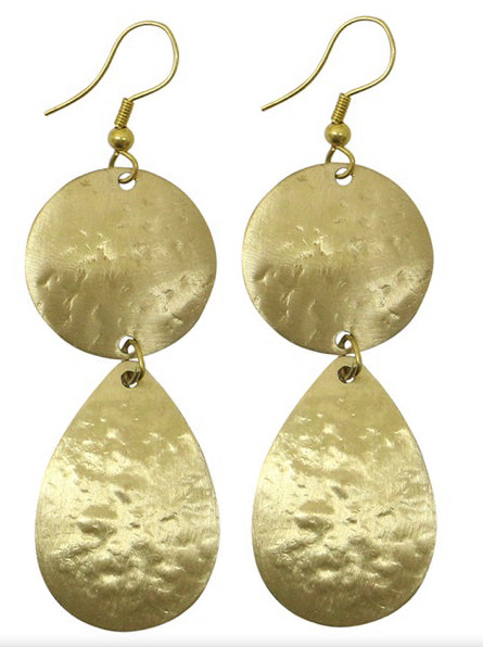 Oliver Tiger - Cumulus Dress Earrings