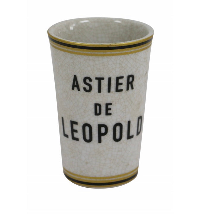 Astier De Leopold Cups - Set of 6