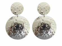 Load image into Gallery viewer, Olive Tiger - Strato Earrings