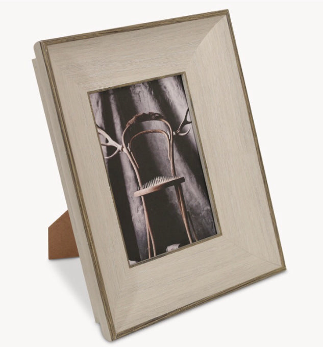 Maria Grey Timber Photo Frame