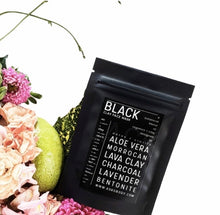 Load image into Gallery viewer, Black Clay Mask | Activated Charcoal and Aloe Vera - Koko Body