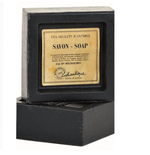 Lothantique Black Line Soap