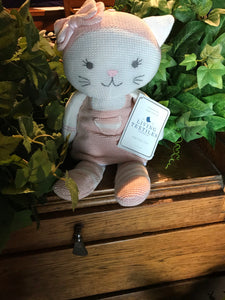 Daisy the Cat - Living Textiles