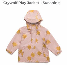Load image into Gallery viewer, Crywolf Play Jacket