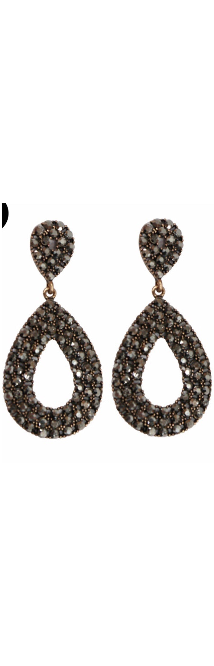 Lillian Earrings Teardrop