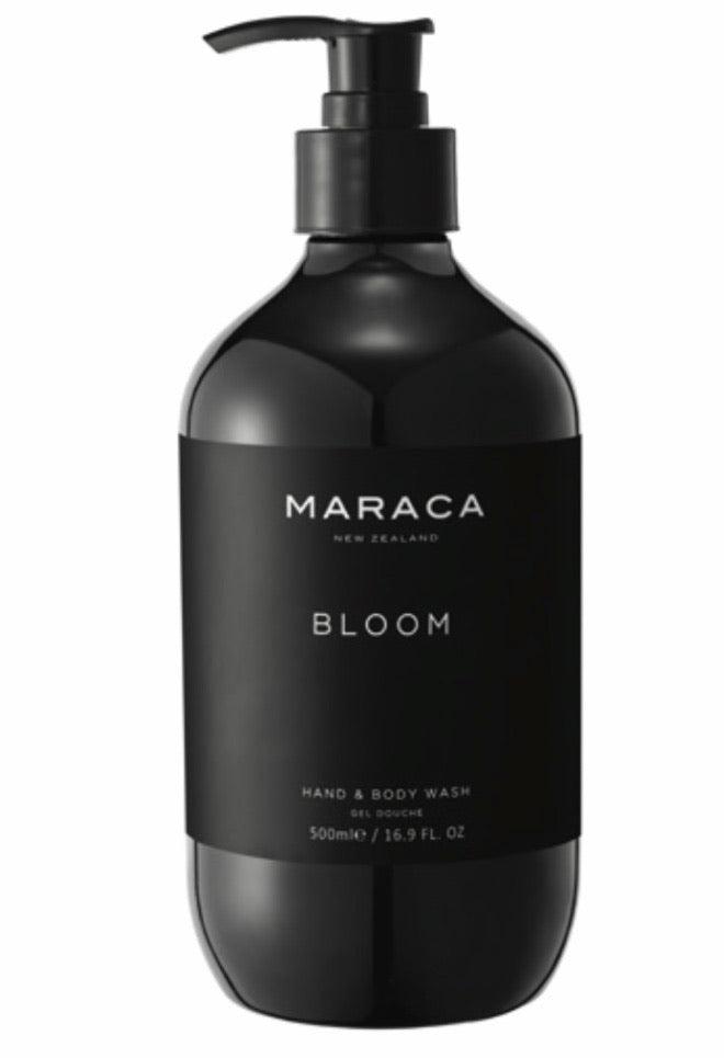 Maraca Hand & Body Wash - Bloom Fragrance
