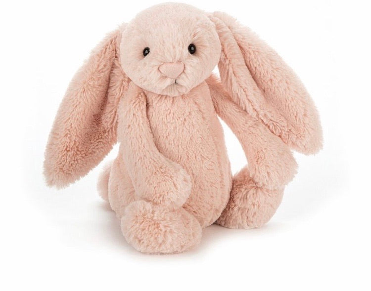 Jellycat Bashful Blush Bunny - Small