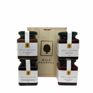 Wild Country - Cheese Compliment Selection Gift Set
