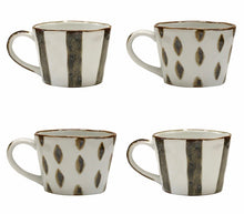 Load image into Gallery viewer, Zanzibar Mugs - Set 4