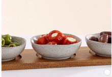 Load image into Gallery viewer, Artisan Shallow 4 Piece Bowl Set by Ladelle