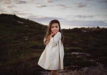 Load image into Gallery viewer, Karibou Kids - Indi Bell Sleeve Linen Dress