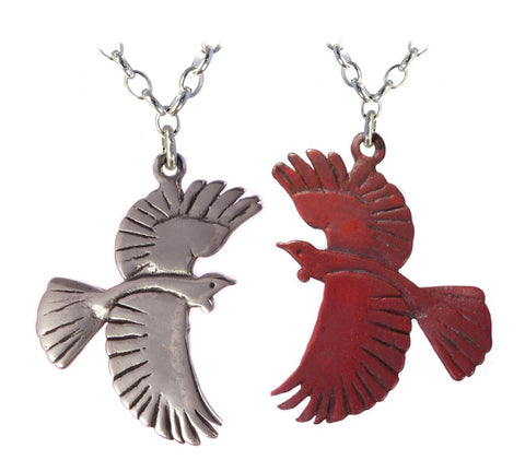 Flying Tui Pendants