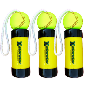 The Xelerator Fastpitch Softball Pitching Trainer Coaches Special