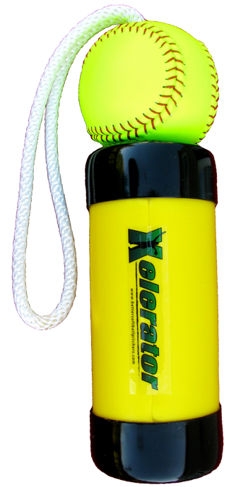 The Composite Xelerator Fastpitch Softball Trainer - thexelerator.com