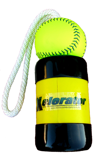 The Mini Xelerator Fastpitch Softball Trainer - thexelerator.com