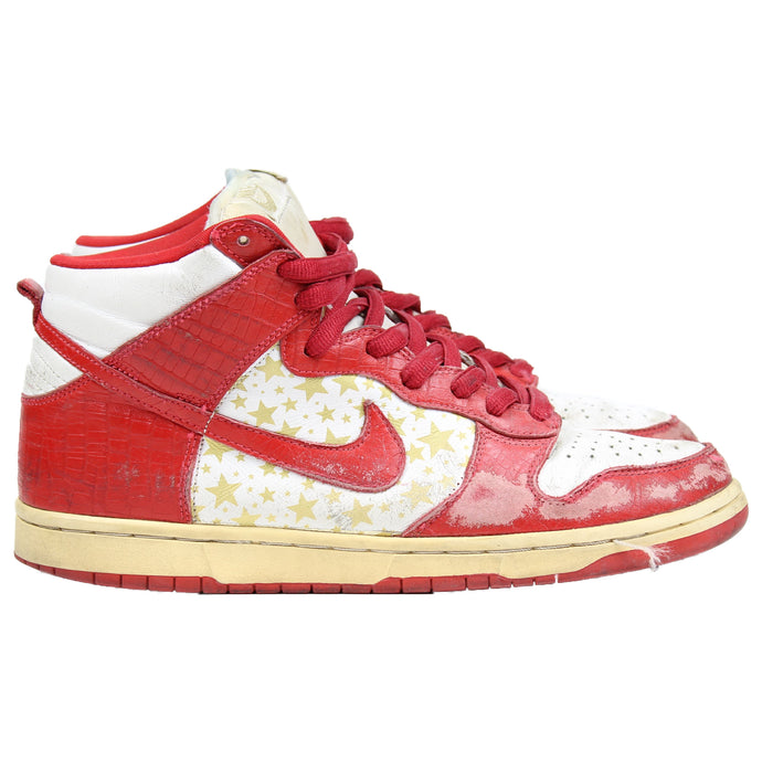 Nike SB Red Supreme High SZ10