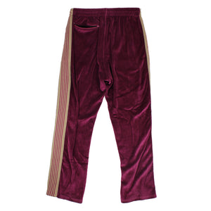 Needles Velour Trackpants SZ M