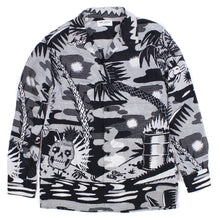 Load image into Gallery viewer, Saint Laurent Skullada Shirt SZ 38