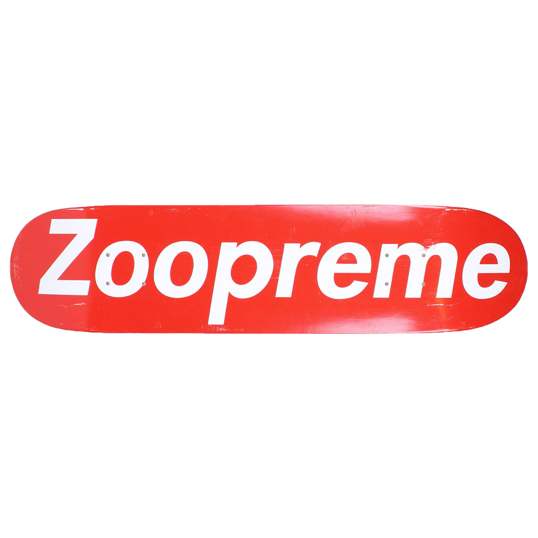 Supreme X Zoo York Zoopreme (2006) Deck