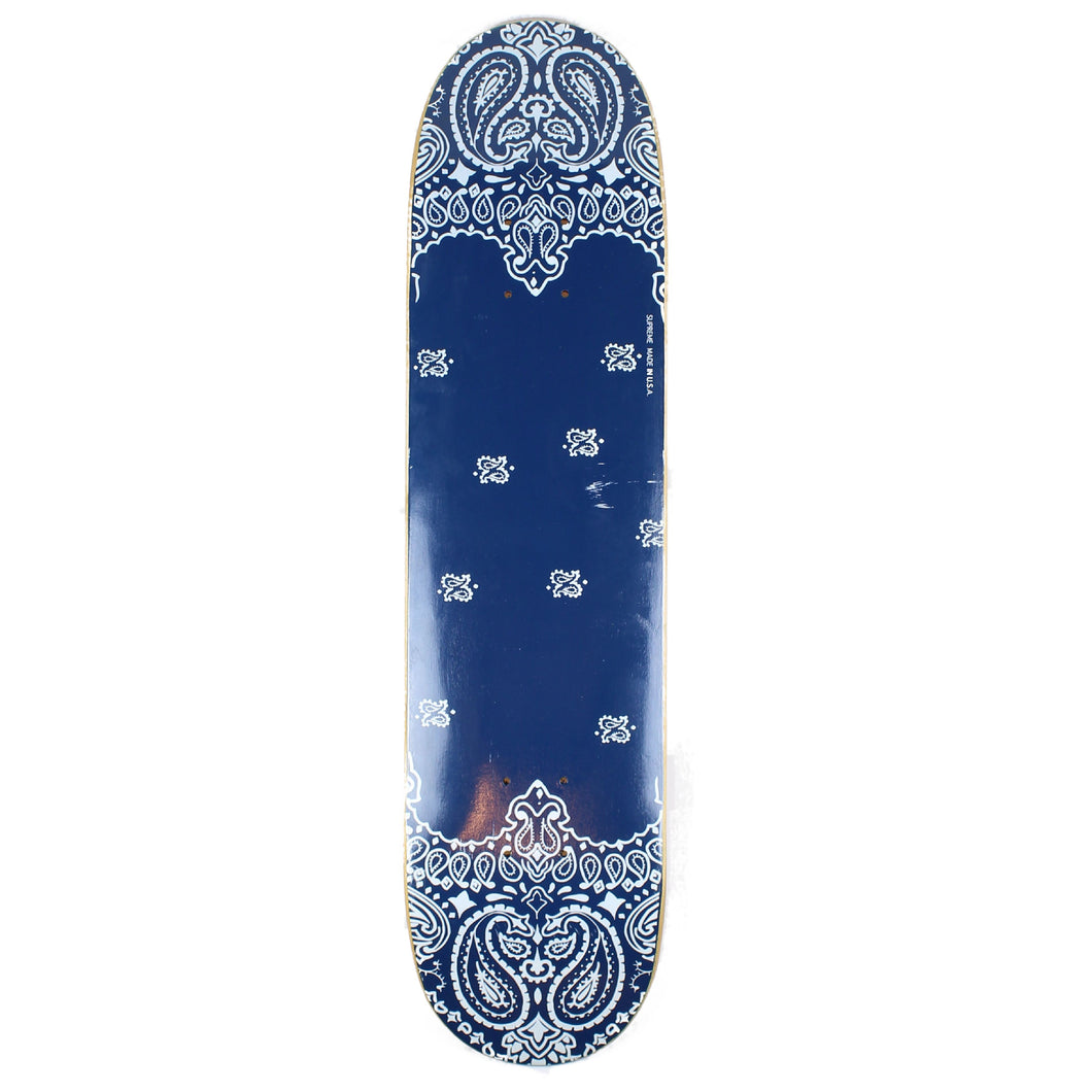 Supreme Blue Bandana (2001) Deck