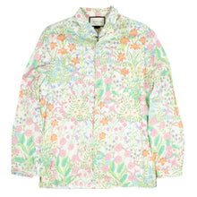 Load image into Gallery viewer, Gucci Floral Button Up SZ M