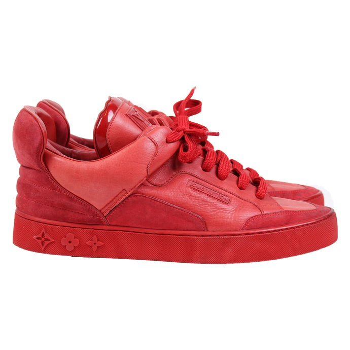 Louis Vuitton Don Red Sample LV 7.5