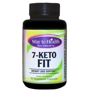 7-Keto® is shown to be three times more effective in weight loss than diet and exercise alone. It speeds up metabolism, improves lean body mass and builds muscle. It increases the activity of the immune system and is used to enhance memory and slow ageing. Contains Green Tea and niacin-bound chromium from ChromeMate®