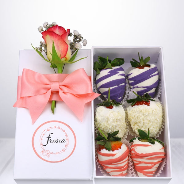 Strawberry Dream - Chocolate Covered Strawberries