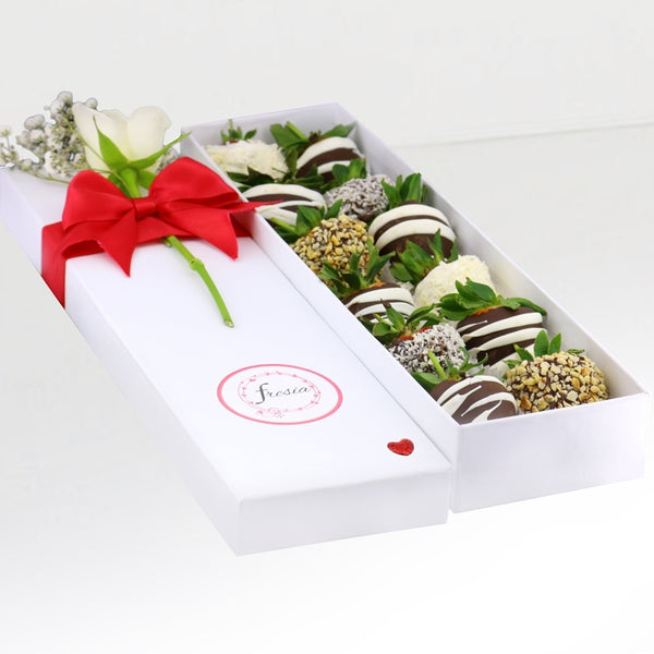 Strawberry Dream Premium - Chocolate Covered Strawberries