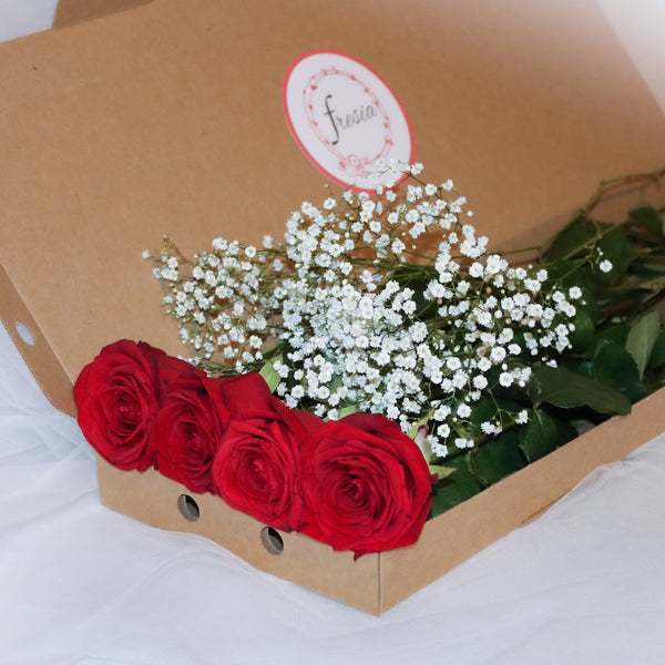 Letterbox 4 Roses