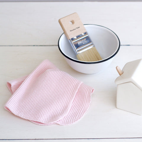 Dish Cloth Pink