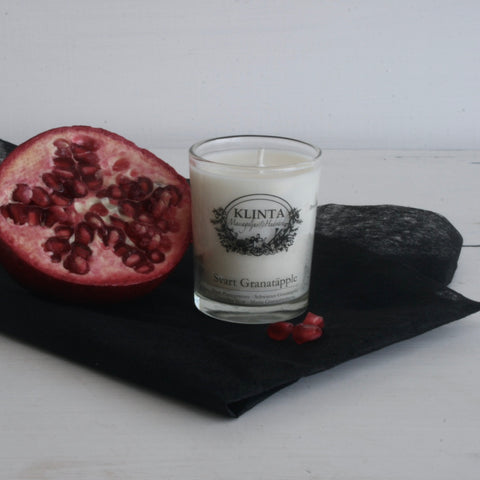 Klinta Scented Candle Black Pomegranate