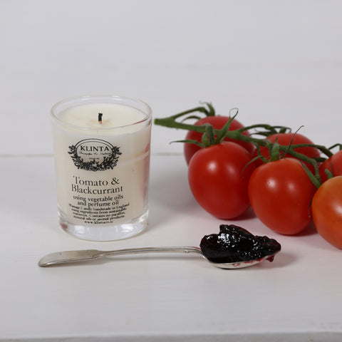 Klinta Scented Candle Tomato & Blackcurrant