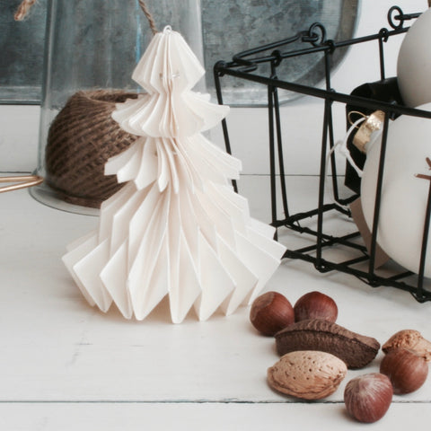 Paper Tree Decoration