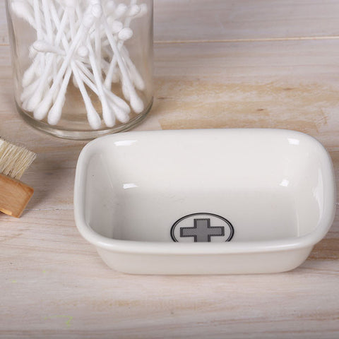 Soap Dish Apothecary (1 in stock)